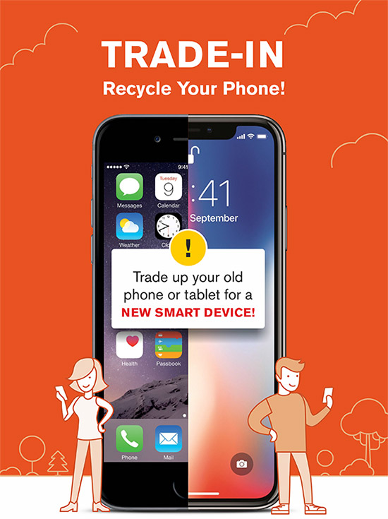 Recycle Your Old Phone Wichita
