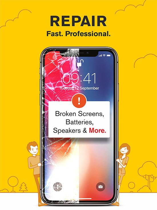 Professional Phone Repair Service Wichita