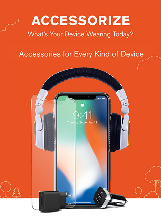 Accessories for Every Kind Device Wichita