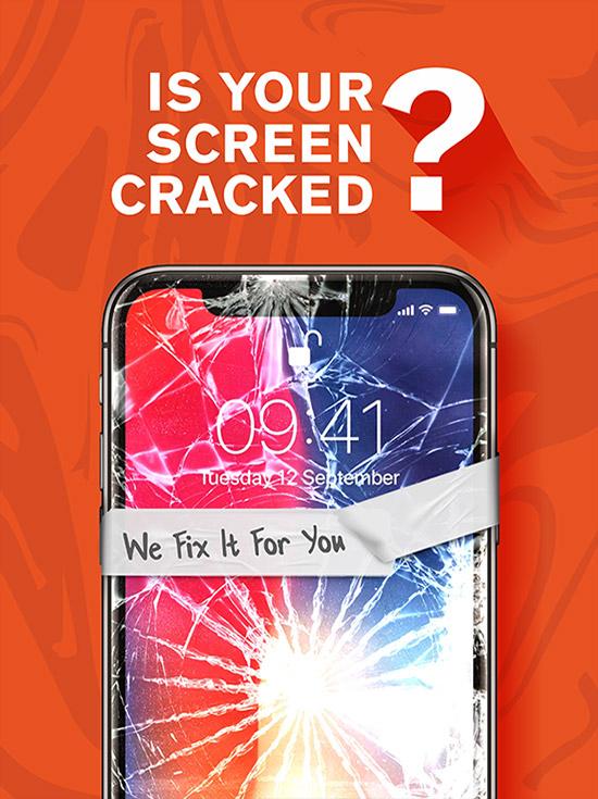 Phone Screen Cracked Wichita